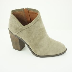 Lucky Brand Salza Ankle Boots, Brindle